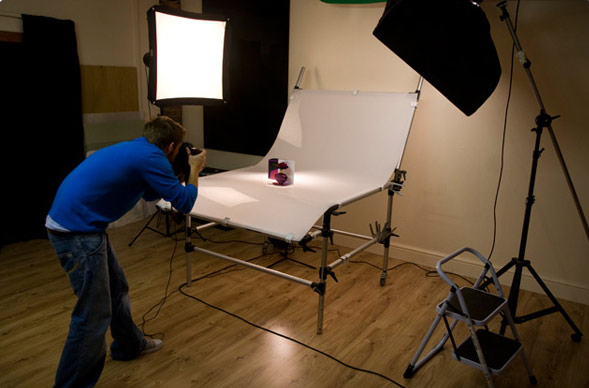 Product Photographer, Peter Mitchell
